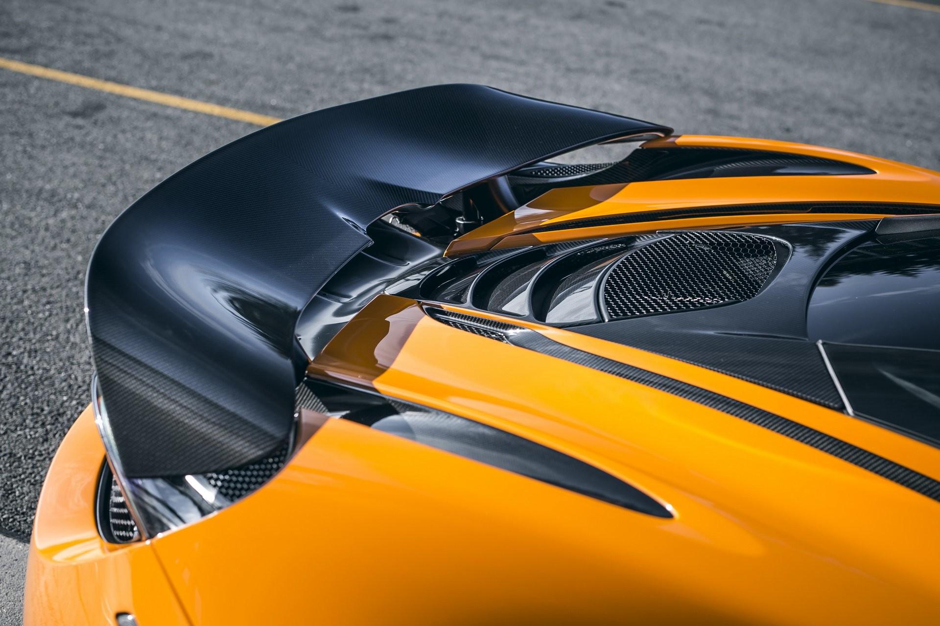 McLaren 720S Track Pack 2019