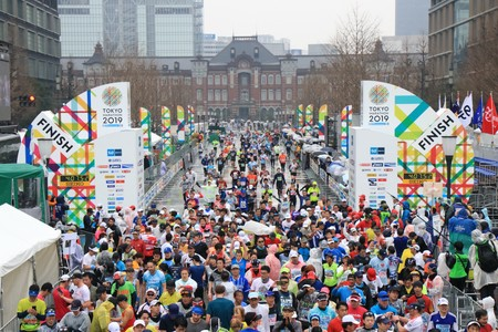 La maratón popular de Tokio se suspende debido a la crisis del coronavirus