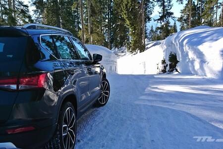 Se dispara el interés por los SUV y los 4x4 tras el temporal de nieve Filomena