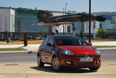 Fiat Bravo 1.4 MultiAir, miniprueba (parte 1)