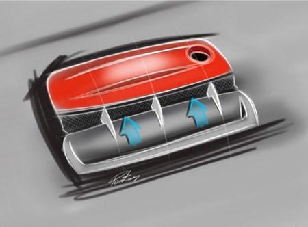 Alfa MiTo GTA Concept teaser