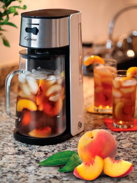 Capresso Iced Tea Maker, preparar té helado nunca fue tan fácil