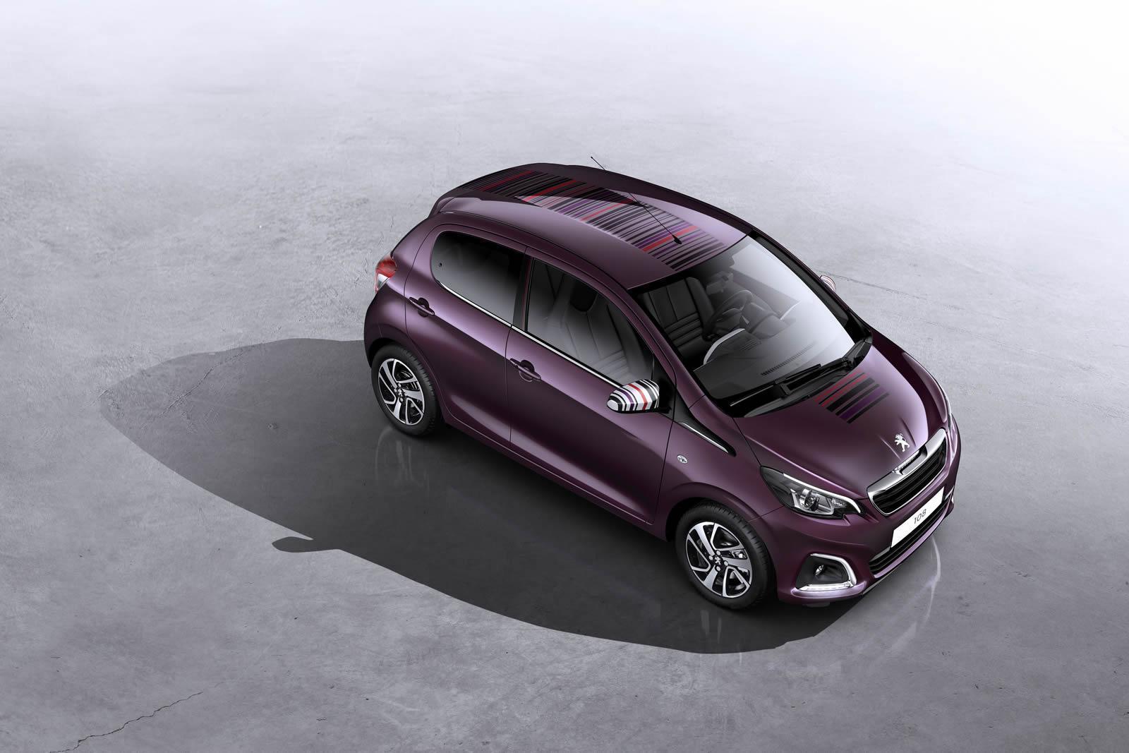 Foto de Peugeot 108 (8/10)