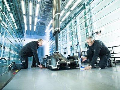 ¿Cómo se fabrica un prototipo para las 24 Horas de Le Mans?