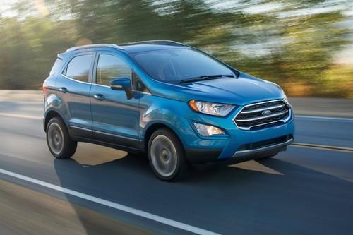 Ford EcoSport 2018, analizamos la oferta en México de uno de los fundadores del segmento B-SUV