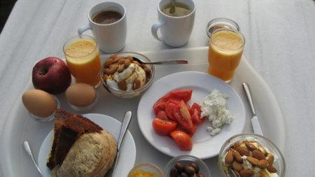 Para adelgazar: desayuna después de despertar