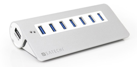 Nuevo HUB USB 3.0 de Satechi con una estética muy Mac