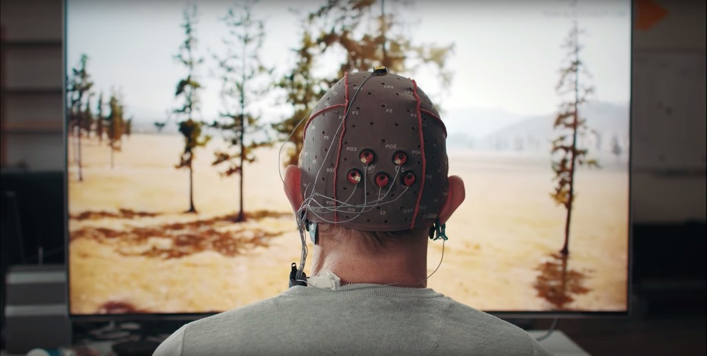 Samsung está desarrollando un software para que puedas controlar la TV con tu cerebro