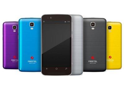 La empresa japonesa Freetel presenta dos nuevos Windows Phone