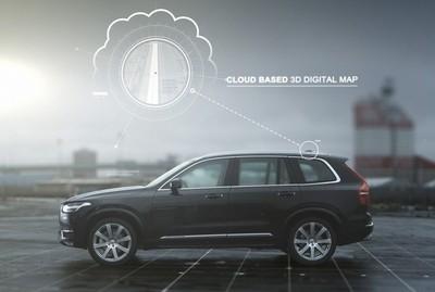 Drive Me: Volvo va en serio con la conducción autónoma y presenta la tecnología que la hará posible en 2017