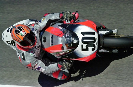 Bimota Sb8 Anthony Gobert Wsbk