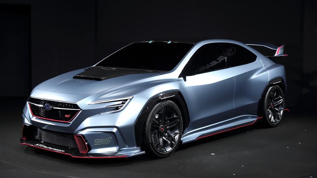 Subaru Viviz Performance Sti 2018 2