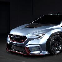 ¡Larga vida a los Impreza WRX STi! Subaru mantiene viva su llama con el VIZIV Performance STi