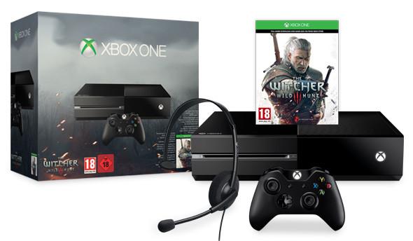 Xbox One Witcher