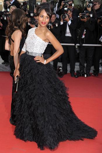 Los 10 mejores vestidos sobre la Alfombra Roja de Cannes 2009