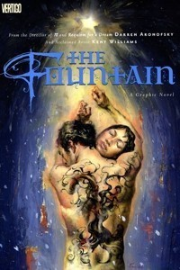 El cómic de The Fountain