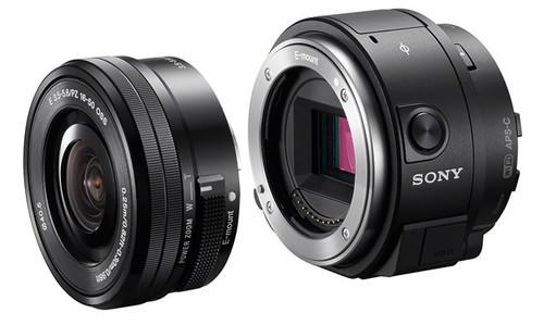 Sony QX1: una cámara diseñada para derribar barreras y abrir mercados