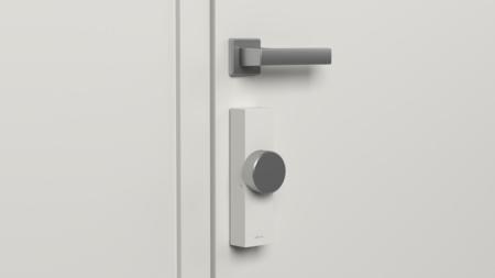 Somfy Door Keeper White 3