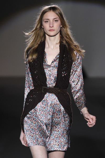 Foto de Sita Murt en la Cibeles Madrid Fashion Week Otoño-Invierno 2011/2012 (3/9)