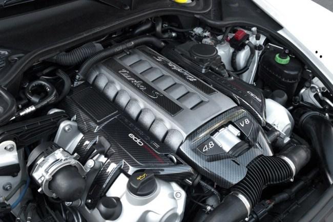 Motor Porsche Panamera Turbo S por edo competition