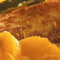 Lenguado a la naranja