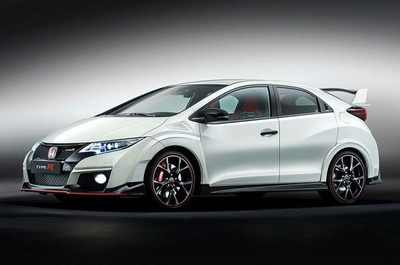 Culebrón Honda Civic Type R: algunos datos técnicos (sin confirmar todavía)