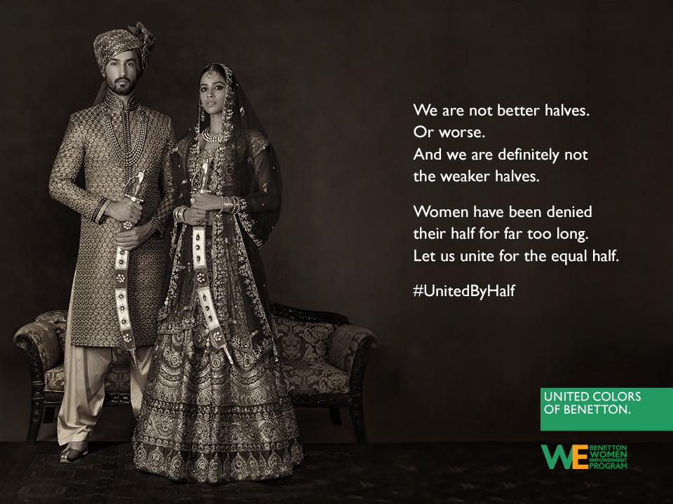 Foto de Hoy es Día Internacional de la Mujer y Benetton lucha por la igualdad entre hombres y mujeres (7/19)