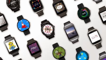 Con la nueva versión de Android Wear tendremos relojes más personalizados