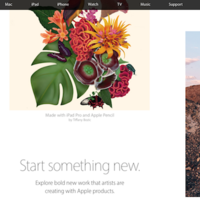 "Apple reactiva la campaña ""Start Something New"" en varios países"