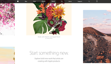 "Apple reactiva la campaña ""Start Something New"" en varios países"