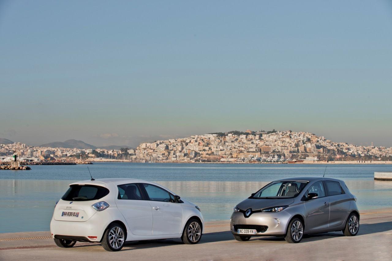 Foto de Renault ZOE (52/151)