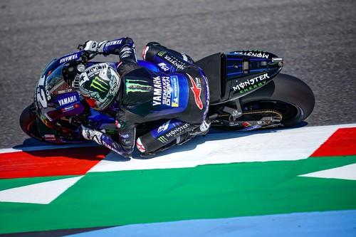 Maverick Viñales le quita la pole position de Misano a Pol Espargaró en el último segundo
