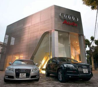 """Audi se establece en Vietnam para vender cuatro aros a los """"Charlyes"""" con pasta"""