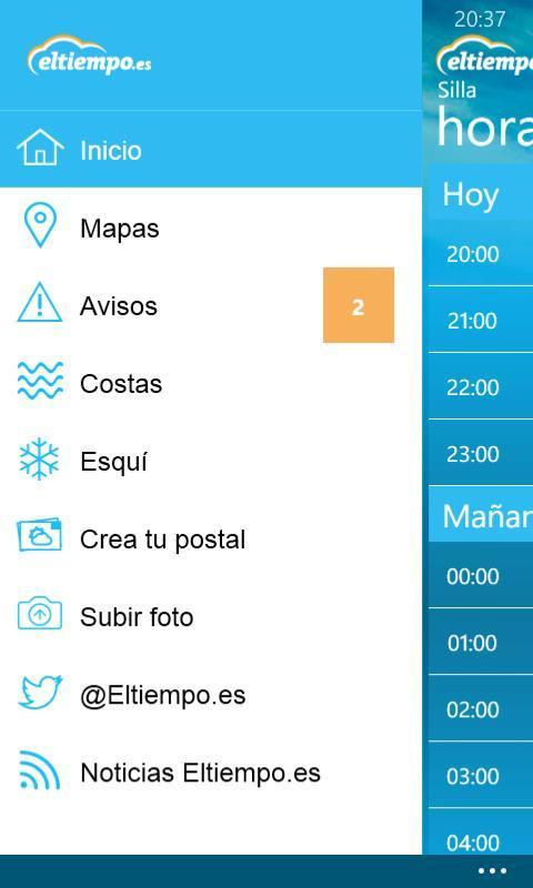 Foto de Eltiempo.es para Windows Phone 8.1 (18/18)