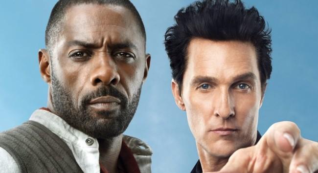 Idris Elba y Matthew McConaughey, protagonistas de La Torre Oscura
