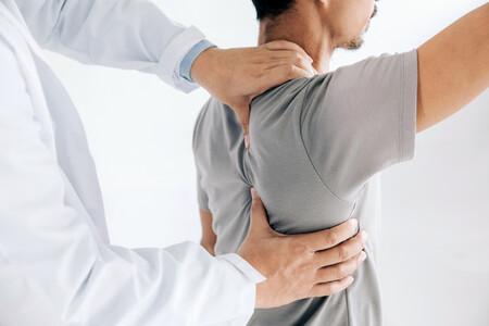 Lesion Escapula Medico Doctor Hombro