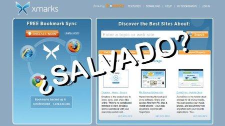 Xmarks podría salvarse gracias a sus usuarios