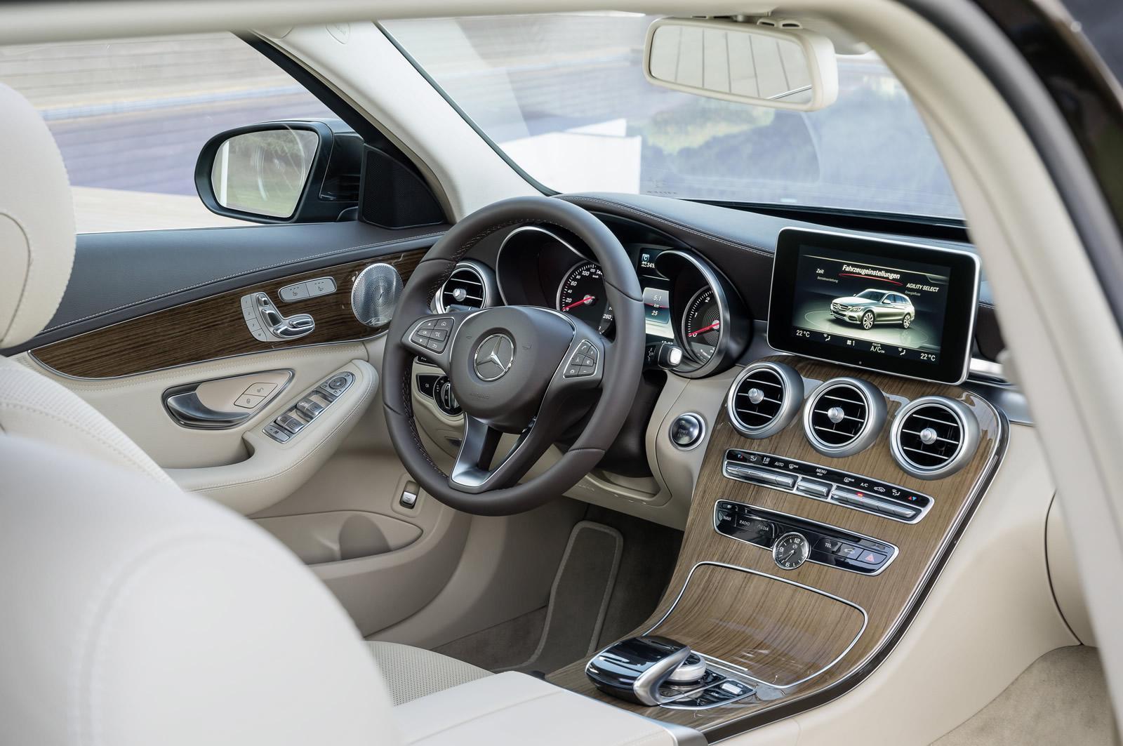 Foto de Mercedes-Benz Clase C Estate 2014 (29/36)