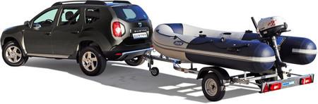Dacia Duster Pack Marine