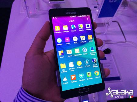 Samsung Galaxy Note 4, primeras impresiones
