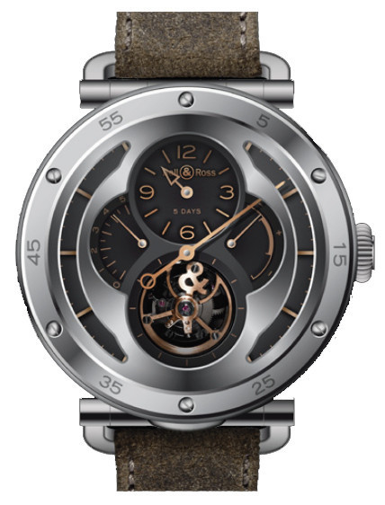 Bell & Ross estrenan el WW2 Tourbillon: un lujo totalmente exclusivo