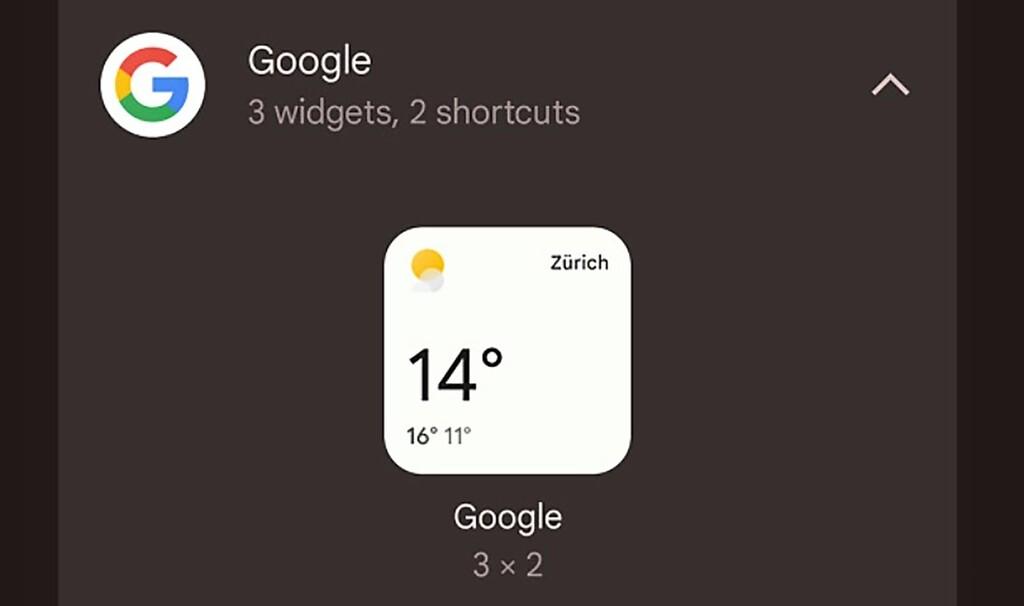 Google Assistant tendrá un widget del tiempo, así funciona
