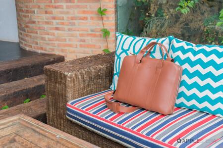 Análisis del maletín con bolsillos magnéticos Laptop Briefcase de Harber: vuelve a la oficina con estilo