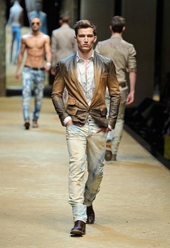 D&G, Primavera-Verano 2010 en la Semana de la Moda de Milán