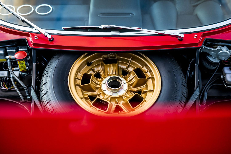 Foto de Lamborghini Miura SV de Jean Todt (14/37)