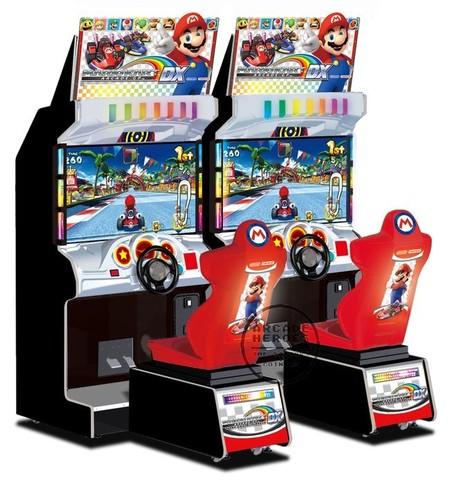 VX en corto: la recreativa de 'Mario Kart' y el mapa interactivo de Tamriel