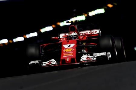 Kimi Raikkonen apuesta todo al rojo y se lleva la pole en el GP de Mónaco de F1 9 años después