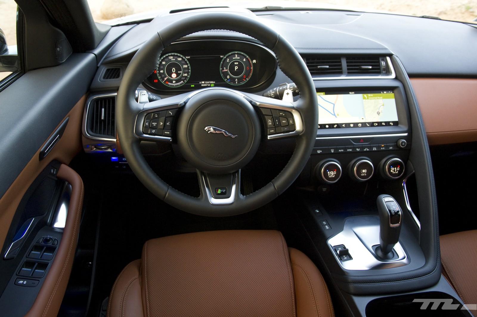 Foto de Jaguar E-PACE, primer contacto (9/164)