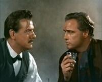 'El rostro impenetrable', de Peckinpah a Brando pasando por Kubrick