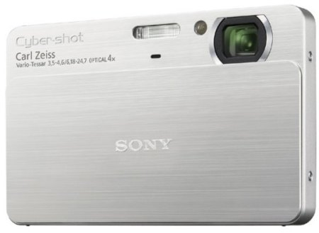 Cámaras de fotos Sony Cybershot DSC-T700 y DSC-T77